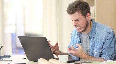 8 دلیل اساسی سقوط یک وب سایت