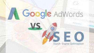 مقایسه سئو و تبلیغات در گوگل