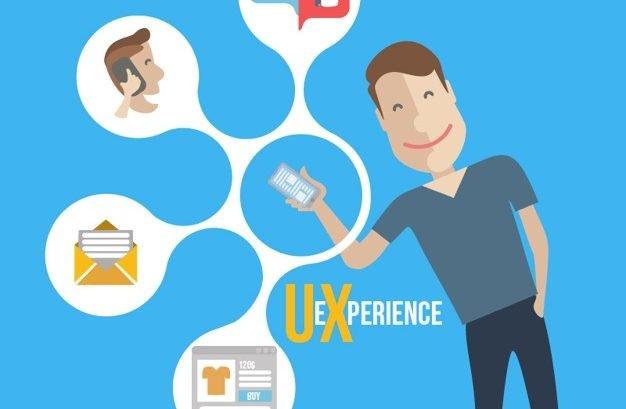 اهمیت طراحی سایت با اصول ux